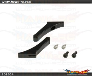 X5 FES CNC Main Grip Levers (Black anodized)