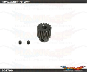 X5 16T  Steel Pinion Gear Pack (Bevel)