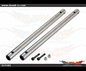 X7 Main Shaft 198mm (FORMULA)-(072203)