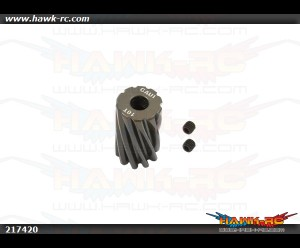 X7 10T Aluminum Pinion Gear Pack (Bevel)