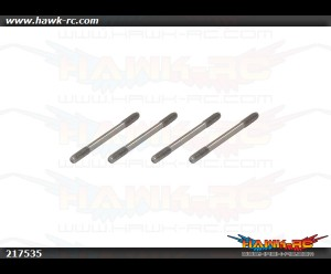 X7 Stainless Linkage Set(2x31mm)x4pcs