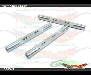 Aluminum Frame Spacers (3pcs)-Goblin 700