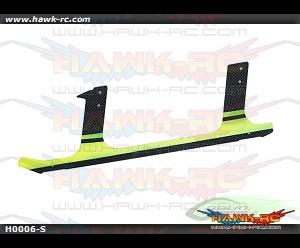 Carbon Fiber Landing Gear (1pc)-Goblin 700