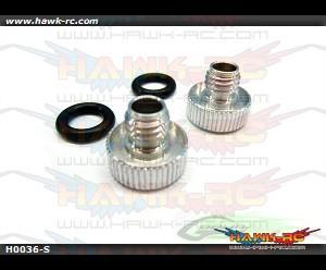 Aluminum Canopy Knobs - Goblin 630/700/770