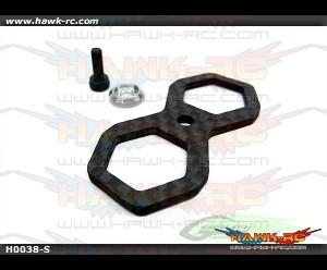Carbon Fiber Tail Boom Lock - Goblin 630/700/770