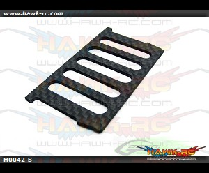 Carbon Fiber Battery Protection-Goblin 630/700