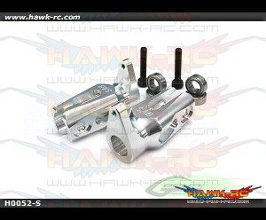 Aluminum Tail Blade Grip-Goblin 700