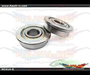 ABEC-5 Flanged bearing Φ6 x Φ13 x 5 - Goblin 630/700/770 (2pcs)