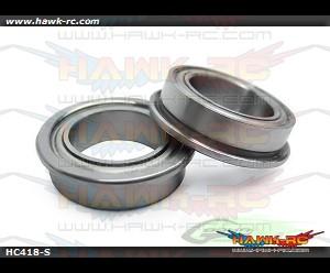 ABEC-5 Flanged bearing Ø8 x Ø12 x 3,5 - Goblin 630/700/770 (2pcs)