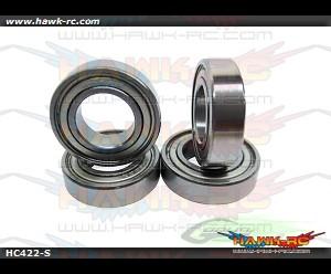 ABEC-5 Bearing Φ10 x Φ19 x 5-Goblin 700 (4pcs)