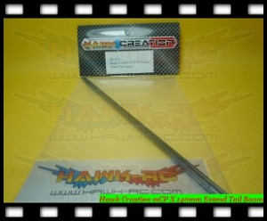 Hawk Creation mCP X 140mm Extend Tail Boom