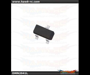 DigiKey MOSFET DMN2041L-7 For Micro ESC Double FET Modify