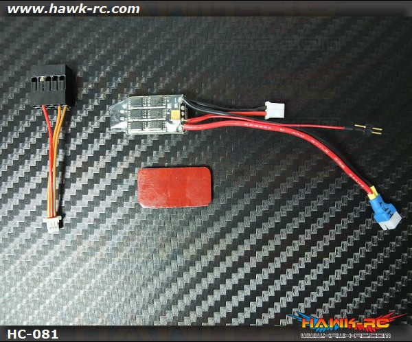 Hawk Creation 10A ESC V3 (BLHeli) For mCP X/V2