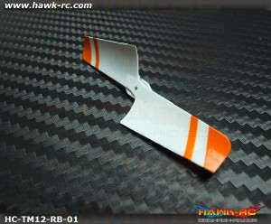 Hawk Creation 7mm Tail Rotor (For TM12 Brushless Tail Motor)