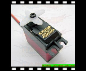 JR DS8915 - Ultra Speed Cyclic Servo