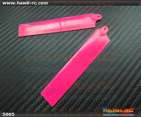 KBDD Extreme Edition Main Blades for Blade MCPX Helicopter- Pink