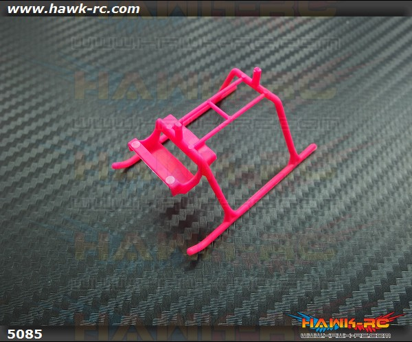 KBDD Extreme Edition Landing Skid For mCPX (Pink)