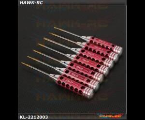 KYLIN Precision Hex Screwdriver Set (7pcs)