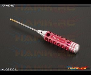 KYLIN Precision Hex Screwdriver 1.5*100mm