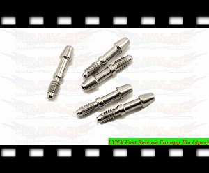 LYNX Fast Release Canopy Pin (5pcs)