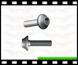 LYNX M3*11-Button Frame Screw-45pcs