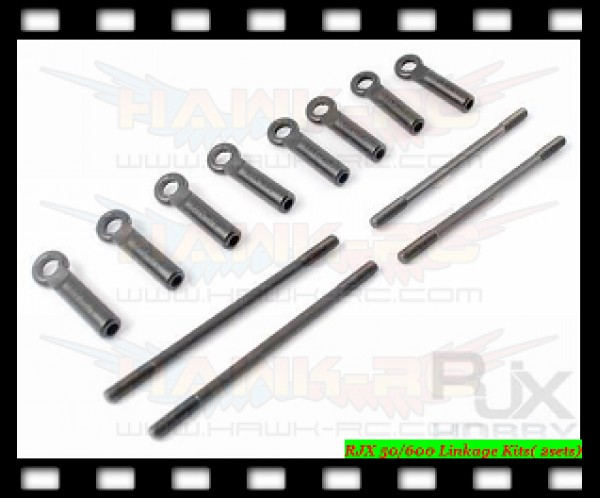 RJX 50/600 Linkage Kits (2sets)