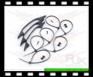 RJX Tail Control Guide (3pcs, Plastic)