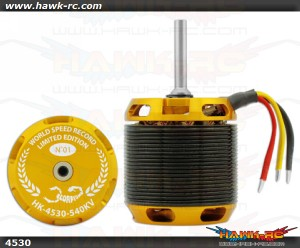 Scorpion HK-4530-540KV (Limited Edition)