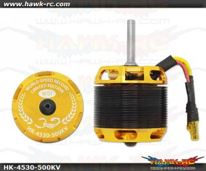 Scorpion HK-4530-500KV 6mm XL Shaft (Limited Edition)