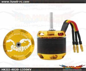 Scorpion HKIII-4020-1350KV
