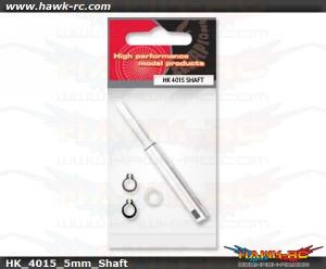 Scorpion HK-4015 Motor Shaft Kit (5 mm)