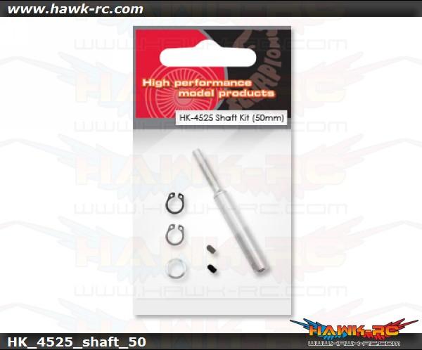Scorpion HK-4525 Motor Shaft Kit (6*50mm)