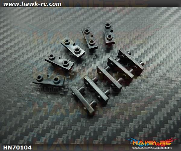 RJX Plastic Servoplate 10pcs