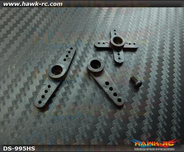 ServoKing DS-999(999i) Servo Horns Set