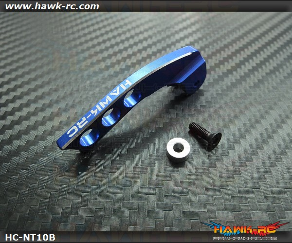 Hawk Creaction Neck Strap Balancer For Futaba 8FG,14MZ,12Z,10C (Blue)