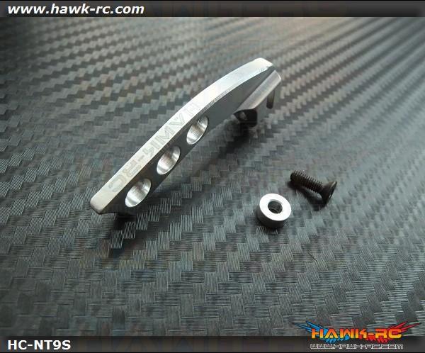 Hawk Creaction Neck Strap Balancer For FrSky X9D Jr / Spektrum (Silver)
