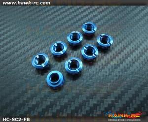 Hawk TX Switch Cap V2 Blue (Fringe Bottom, DX7S/8)