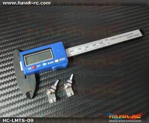 Hawk Creation Linkage Measurement Tools Combo (Silver)