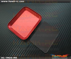 Magnetic Screw Tray Dish (Red)