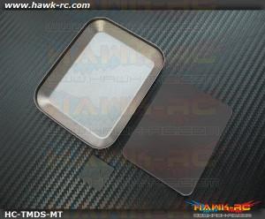 Magnetic Screw Tray Dish (Titanium Gray)
