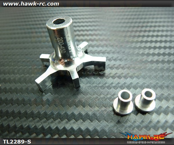 Tarot 200/250/450 Swashplate Leveler (Silver)