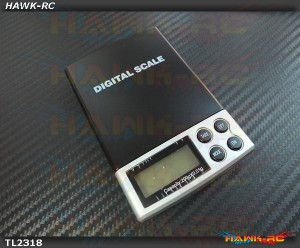 Mini Digital 300g/0.01g Pocket Electric Scale