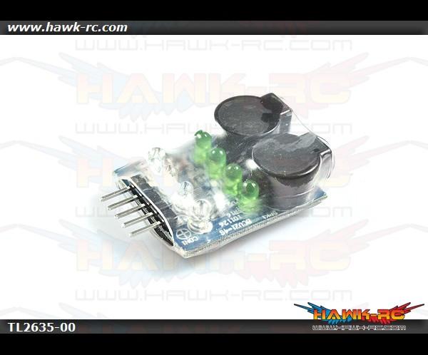 Tarot 2-4S Low Voltage Beeper