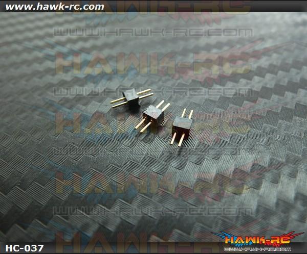 Hawk Creation Mini Signal Plug for mCP X (3pcs)