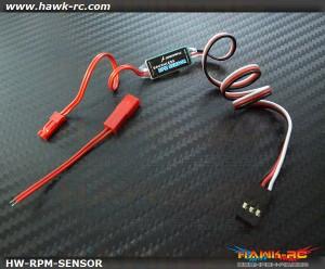 Hobbywing RPM Sensor For High-Voltage ESC