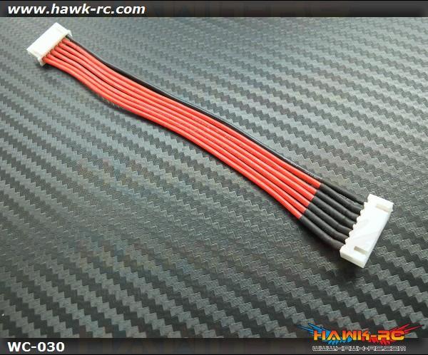 6s Balance Plug Extend Wire 15cm