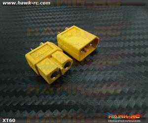XT60 Plug  x 1 Pair