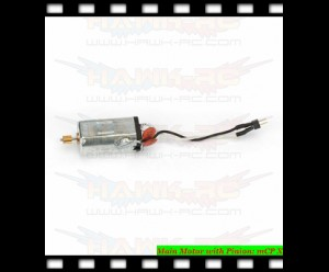 E-Flite mCP X/V2 Main Motor with Pinion