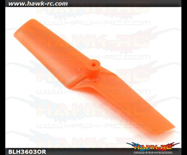 Orange Tail Rotor (1): mCP X/2, nCPX