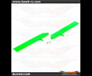 Fast Flight Main Rotor Blade Set Green: mCP X/V2